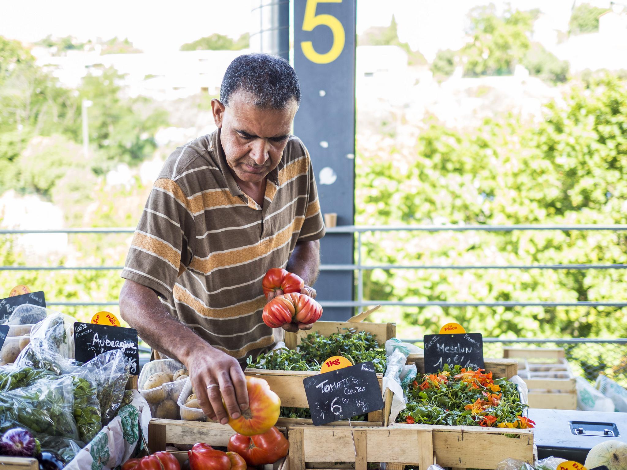 Opération Désert Alimentaire : pour plus de justice alimentaire